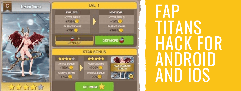 Fap Titans Hack for Android and IOS: