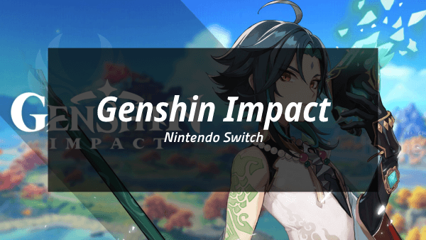 genshin impact switch